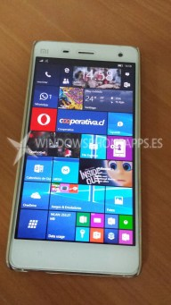 XIaomi Mi4 Windows 10 Mobile (4)