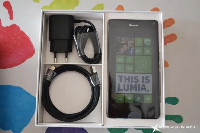 lumia 950 xl - caja 4