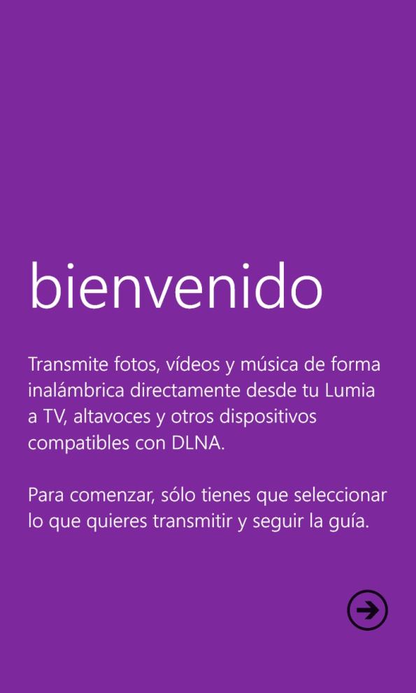 play to lumia
