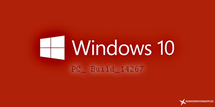 Diseño-Build-14267-Windows-10-PC-RedStone