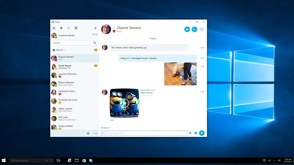 skype uwp (2)