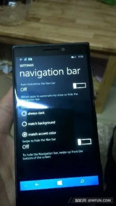 Lumia McLaren imagen Nokia 2