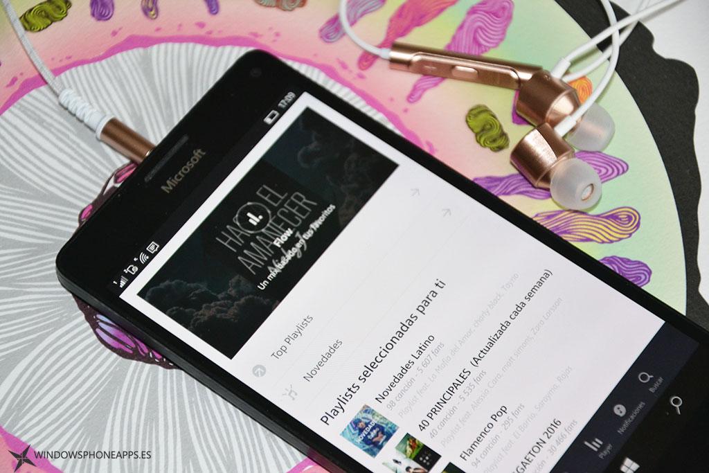 Deezer Music Preview para Windows 10
