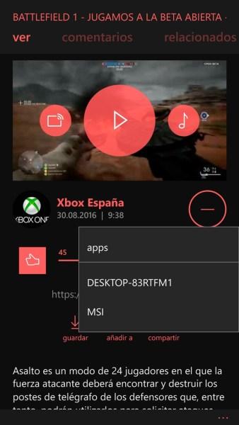 myTube-continuar-experiencias-de-aplicacion-Windows-10-Mobile