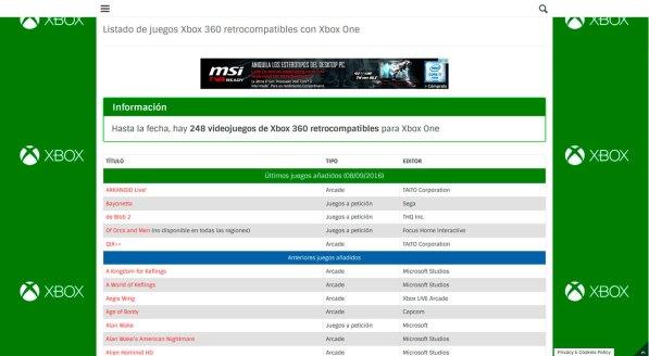 pagina-lista-juegos-xbox-360-retrocompatibles-xbox-one