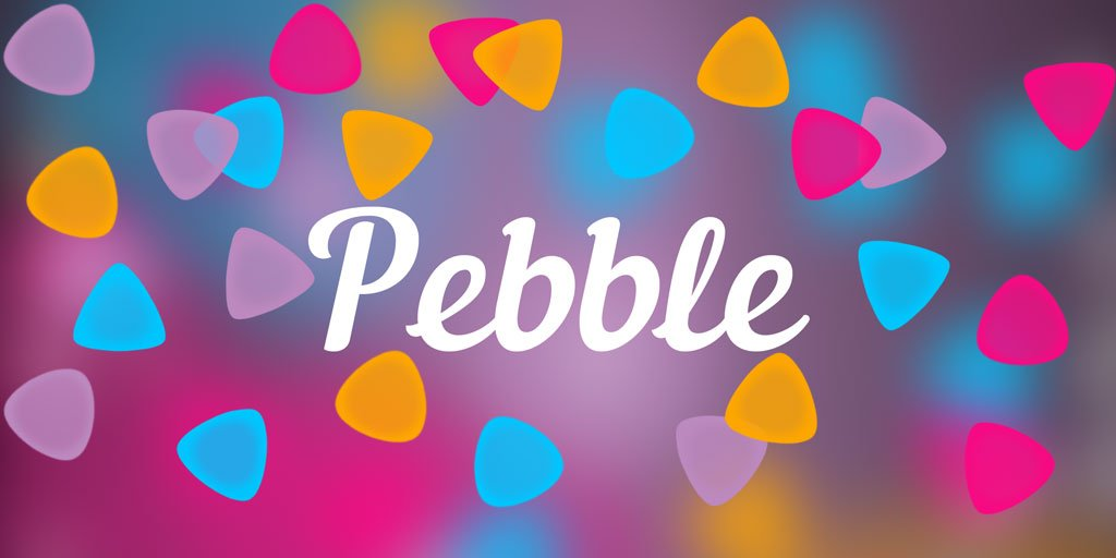 Pebble Windows game