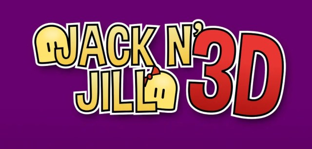 Jack N Jill 3D