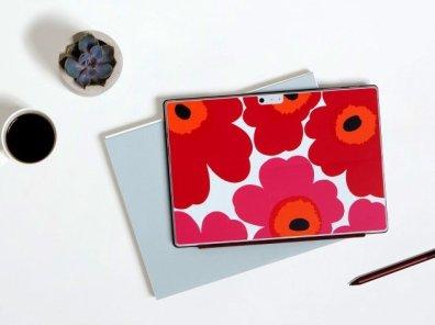 Diseño Unikko para Surface Pro