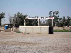 Camp Taji, Iraq