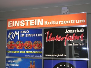 CD #76: Unterfahrt Jazzclub, Munich, Germany
