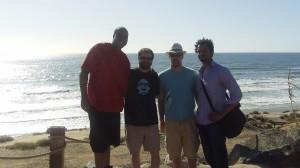 Jason Parker Quartet at Del Mar Beach