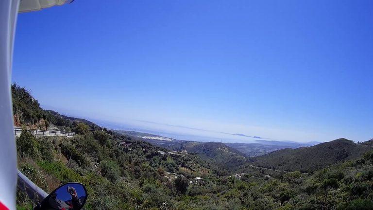 Gibraltar - Afrika - Marokko - Perfektes Panorama