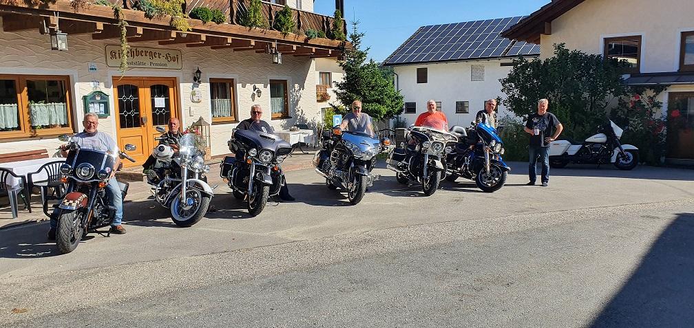 Motorradtouren Kirchberger Hof