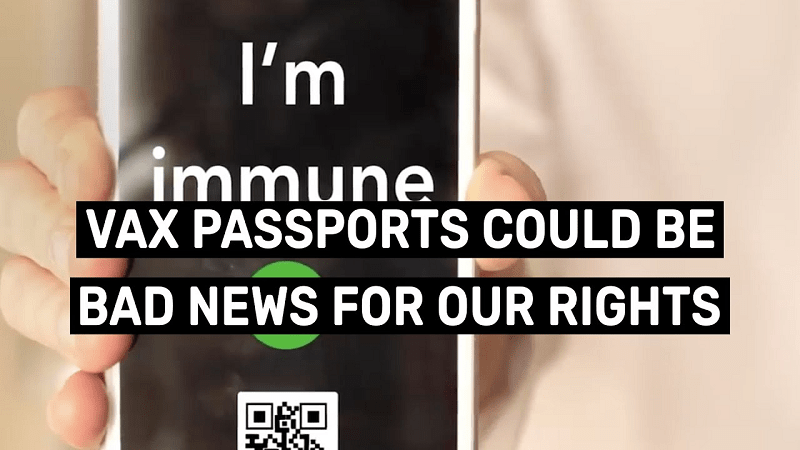 Vaccine Passports: Another Conspiracy Theory Becomes Reality