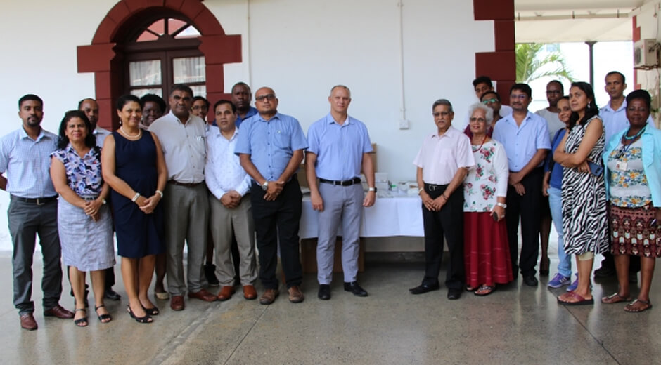 The Seychelles Nurses and Midwives Council starts offering NHS education through the eIntegrity
