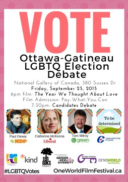 LGBTQ Election Debate