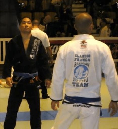 Jiu Jitsu Competition