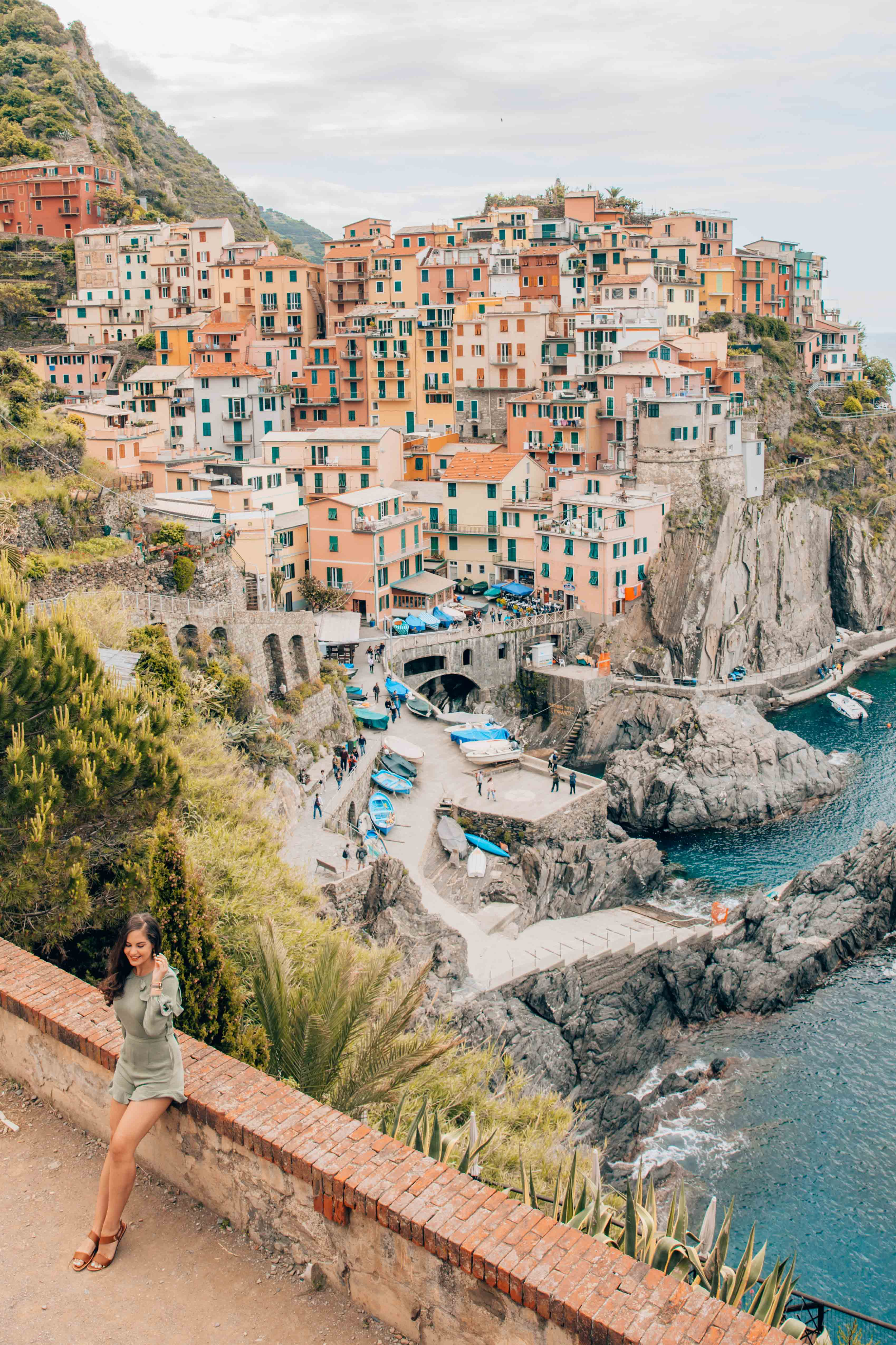 A Guide to Exploring Cinque Terre   One World Just Go