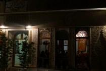 Abendstimmung: Cafes und Restaurants im Armenischen Viertel, Widersehen Claudia