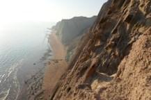Noch mehr Steilküste