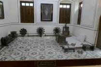 Arbeitszimmer von Mahatma Ghandi