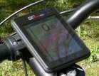 Display mit Geschwindigkeit, aktueller Restreichweite, verbrauchter Energie und weiterer Informationen, die im Stand abgerufen werden können.