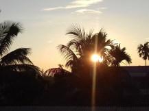 Morgens um 5:22 in Jorhat aus dem Schlafzimmerfenster aufgemommen.