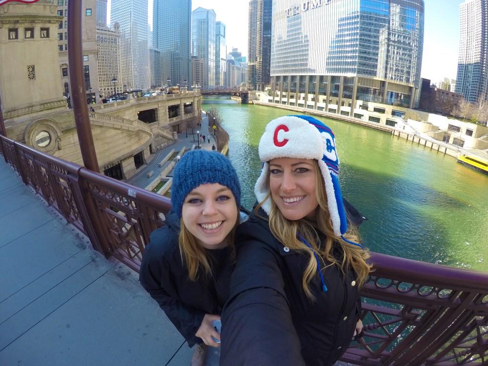 Chicago- River Walk