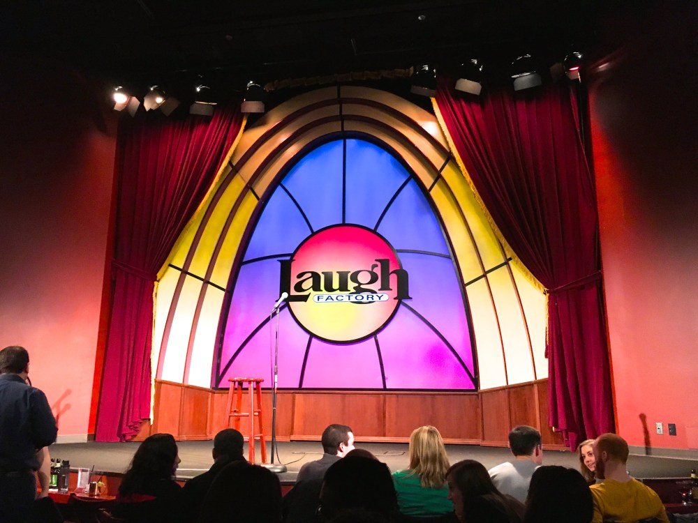 Chicago-Laugh Factory