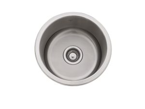 OURV, Round Single Bowl, Stainless Steel, Kitchen Prep Sinks in Canada, Find the Perfect Sink Size from Onex Enterprises Inc.