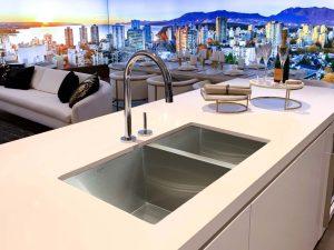 Bar Island Sinks