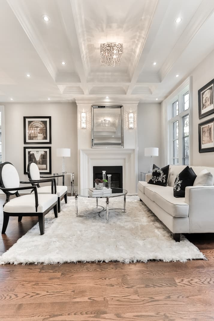 Chateau Style Home