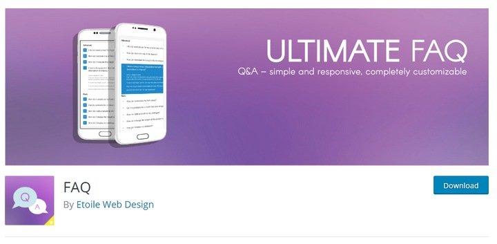 ultimate-faq-1 Top 10 WordPress FAQ Plugins For Improving Customer Support