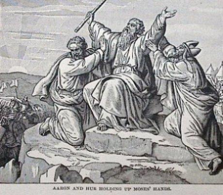 Moses_aaron_hur