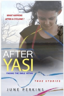 Thumbnail for Author June Perkins on Cyclone Yasi & Kids
