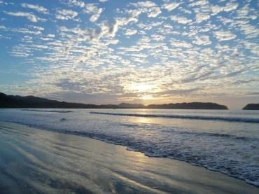 Playa Sámara sunrise