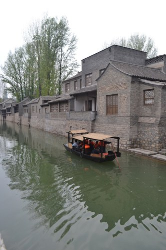 Looks like another Venice...but in China.