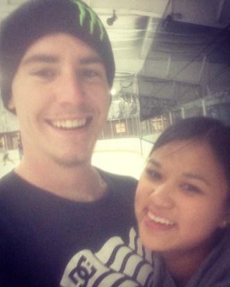 I went ice skating for my 21st birthday.