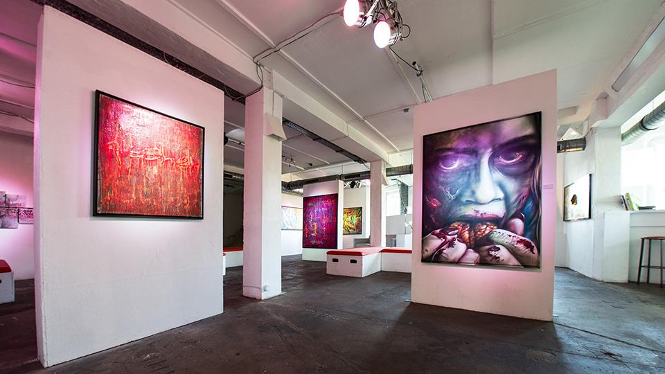 ArtOne & Godling - Neograffie