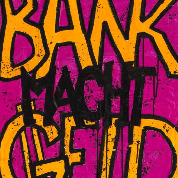 Dirk Vorndamme  a) Was macht Bank?   b) Was ist dahinter?