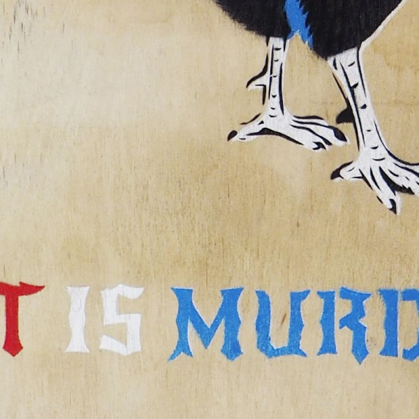 mittenimwald | meat is murder
