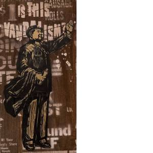 mittenimwald | Mao - Vandalism