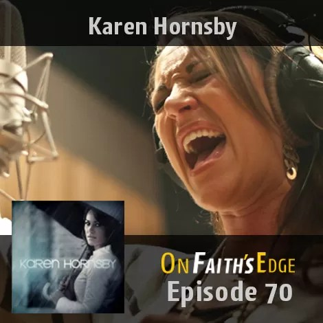 Inspiration and Miracles – ABC's Rising Star Karen Hornsby | Episode 70