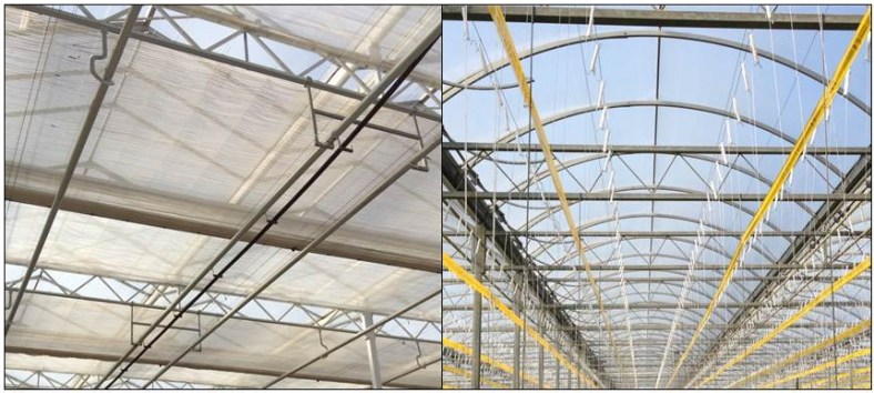 energy curtains in greenhouses