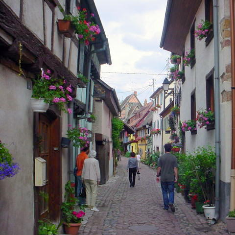 visiting Alsace by @onfoodandwine