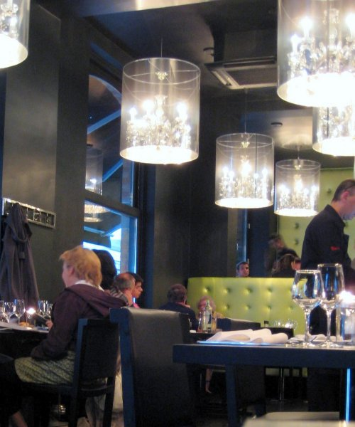 Le Macon - Brussels restaurant review @onfoodandwine