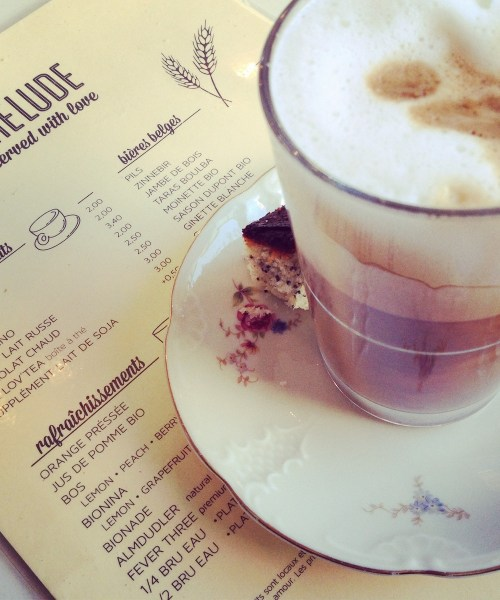 brunch with baby @ Prelude in Brussels - review by @onfoodandwine