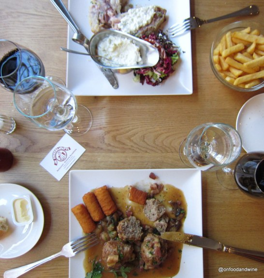 5 Belgian brasseries in #Brussels by @onfoodandwine