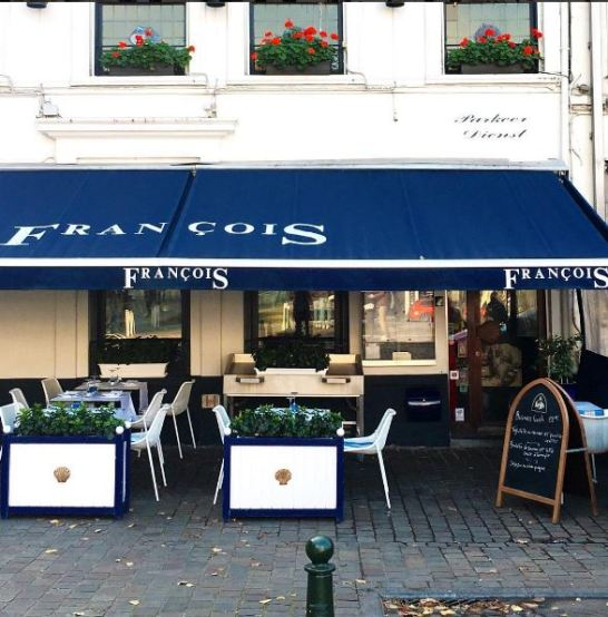 restaurant review of Francois - fish and seafood - in Brussels by @onfoodandwine