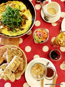 child friendly #brunch in Brussels at La Tricoterie via @onfoodandwine